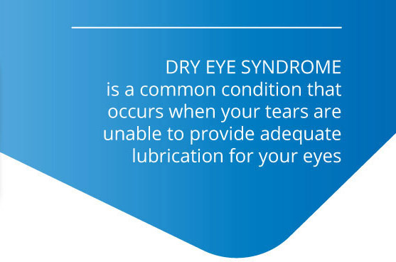 Dry Eyes Syndrome